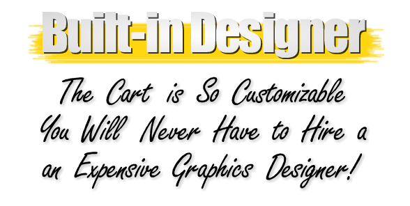 Shopping Cart Design Features